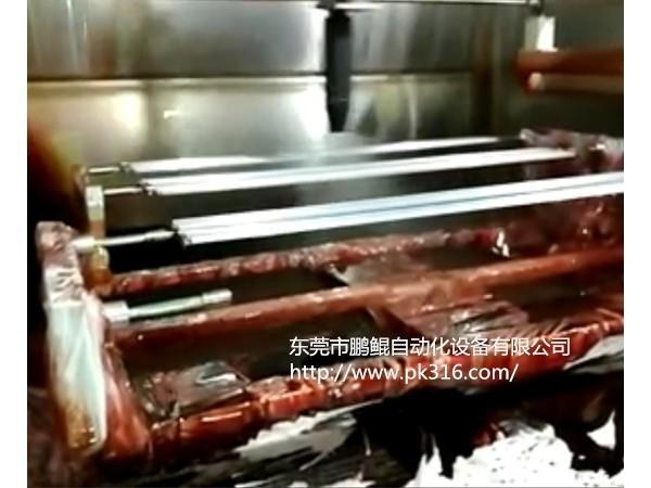 铝型材立式喷涂生产线