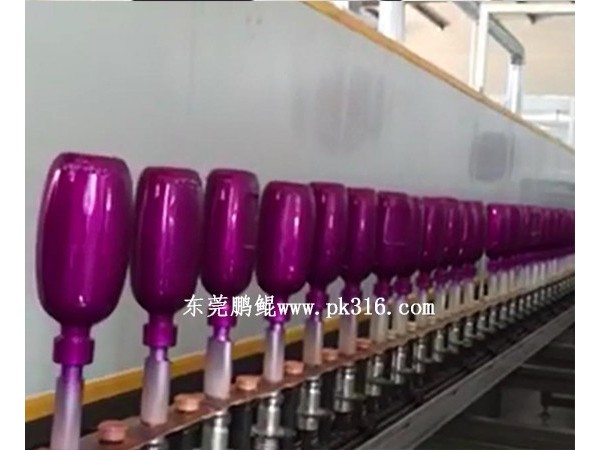 塑胶全自动喷涂生产线